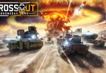 Crossout Update Includes New Free Garage For Players