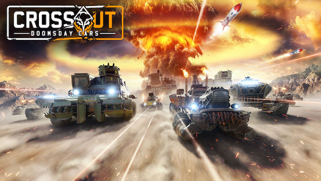 Crossout Update Includes New Free Garage For Players - MMO Bomb