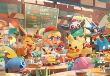New Free-To-Play Pokemon Puzzle Game Launches On Nintendo Switch And Mobile Devices