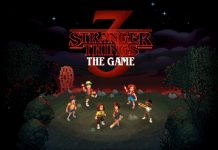Grab Stranger Things 3 The Game And AER From The Epic Games Store