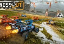 New Map And New Season Of Steel Championship Football Come To Crossout