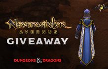Neverwinter Gift of the Noble Guard Pack Key Giveaway (PS4)