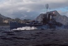 """World of Warships: Legends Celebrates First Anniversary, Adds French Destroyers And """"Valhalla Rising"""" Mission"""