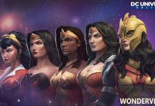 DCUO Celebrates Wonder Woman Day With Free Gifts For All