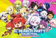 KOG Games Announces The Elsword El Search Party Collection