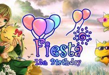 Fiesta Online EU Turns 12 And There Are Cupcakes