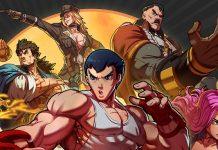 IDC/Games Announces New Cross-Platform Fighting Game HeroVersus