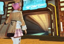 Ship Transfers Are Now Available In PSO2