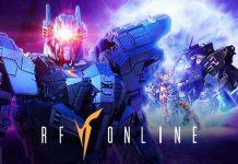 RF Online Releases Evolution Update