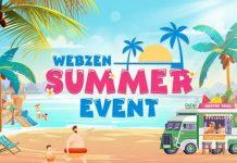 Celebrate The Sunny Season With Webzen's Summer Event