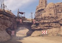 """Test Your Racing Skills In Crossout's """"Madness Circuit"""" Update"""