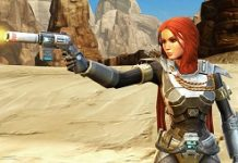 SWTOR Offers Free Steam-Inspired Character Flair (To All) And Shae Vizla Companion (To Subscribers)