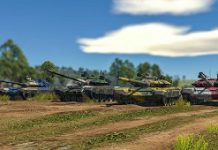 War Thunder Plays Host To Tank And Sea Biathlons, Based On Real-life Military Competitions