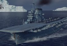 World Of Warships Hosting Charity Concert For Museum Ship USS Lexington