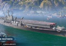 German Aircraft Carriers Take To The Sea And Air In World Of Warships