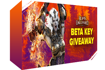 Bless Unleashed (PS4) Beta Key Giveaway
