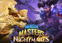 Minion Masters Announces Nightmares Expansion