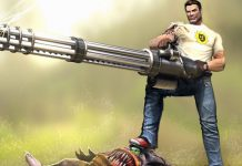 PSA: Grab Serious Sam: The First Encounter For Free On GOG