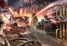Crossout Drops Amusement Park Update, Letting You Create Your Own Post-Apocalyptic Wonderland