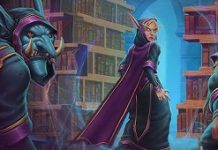 Hearthstone's Forbidden Library Brings New Battlegrounds Heroes And Solo Adventure