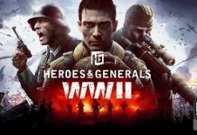 Heroes & Generals Now Offered On The Epic Games Store