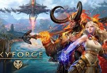Skyforge Coming To Nintendo Switch This Fall
