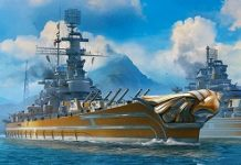 World Of Warships Adds Two American Battleships And Eliminates Region-Specific Clients