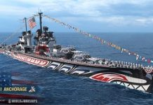 World Of Warships Celebrates Fifth Anniversary With Campaigns And Asymmetric Battles