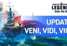 Italian Cruisers And French Destroyers Take To The Seas Of World Of Warships: Legends