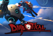Destroy Your Fellow Bots In The GD Studio's Competitive Shooter Diabotical