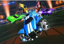 Rocket League F2P - Gameplay First Look