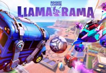 Fortnite And Rocket League Team Up For Llama-Rama Crossover Event