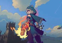 The Magic-Focused Battle Royale Spellbreak Goes Live On all Platforms