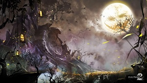The Portals To Mad King Thorn's Realm Are Open Again In Guild Wars 2's Halloween Festival - MMO Bomb