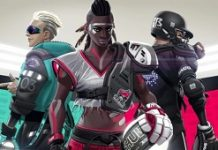 """Ubisoft Shows Off Art And Lore Of Roller Champions' """"Neo Retro Universe"""""""
