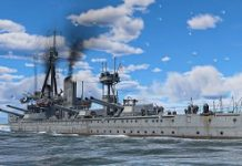 War Thunder Adding Battleships In Next Update, 8th Anniversary And Halloween Events Now