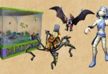 Wizard101 Has Halloween Contest, Quests, And Lots Of Crown Shop Deals