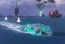 World Of Warships Pits Captains Against Sea Monsters And Celebrates The U.S. Navy