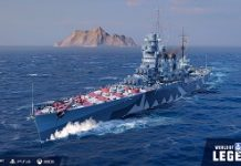 World Of Warships: Legends Fully Launches Italian Cruisers And New Campaign