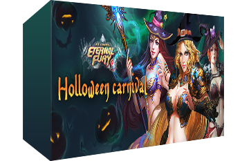 Eternal Fury Halloween Pack Key Giveaway