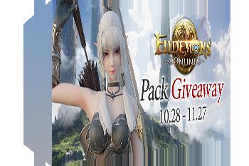 Eudemons Online Gift Pack Key Giveaway