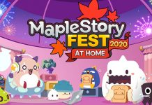 MapleStory Fans, Get Ready For Fan Fest At Home
