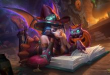 Smite's Trickster God Update Brings In The Sexy Halloween Costume Spirit