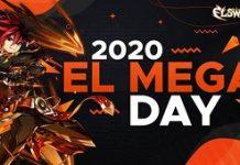 Elsword Celebrates El Mega Day With Bonuses, Giveaways, And Sales