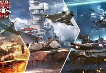 """War Thunder Releases """"New Power"""" Update, With Battleships And New Graphics Engine"""