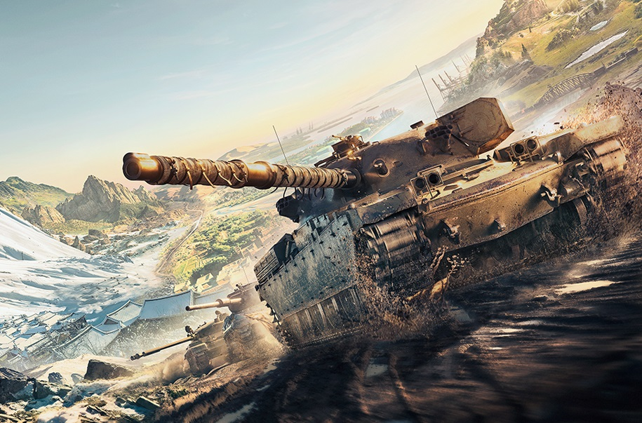 World Of Tanks Makes The Leap To PS5 And Xbox Series X/S (Also: Warships  ASMR) - MMO Bomb