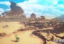 Blue Protocol Offers Players A Peek At Salamzart Oasis Zone