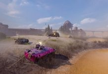 Join The Battle For Clean Water In Crossout's Latest Content Update