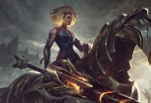 """League Of Legends """"Insights"""" Post Offers A Behind-The-Scenes Look At Rell"""