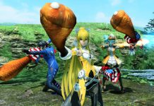 PSO2 Adds New Urgent Quest, Teases Guilty Gear Collab, And Kicks Off Thanksgiving Festivities